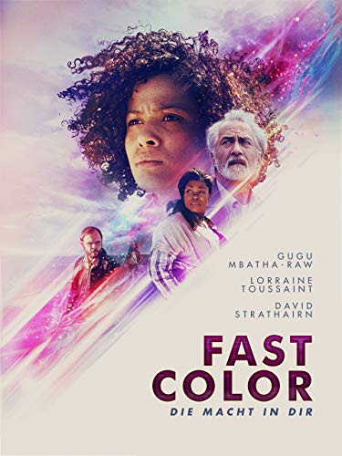 Fast Color - Die Macht in Dir [dt./OV]