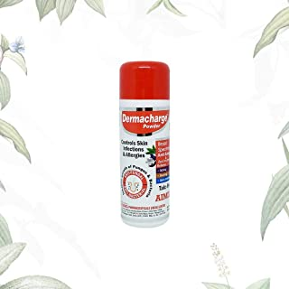 Aimil Dermacharge Talc Free Dusting Powder (100gm, Red white)