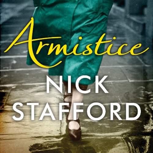 Armistice cover art