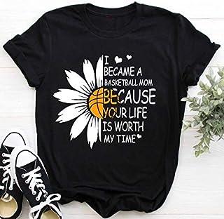 I Became A Basketball Mom T-Shirt Longslee Sweatshirt Hoodie