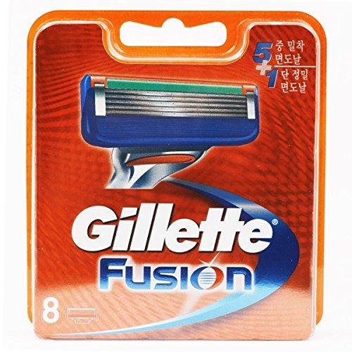 gillette fusion 8 pack kruidvat