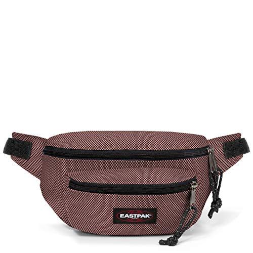 Eastpak Doggy Bag Gürteltasche, 27 cm, 3 L, Pink (Meshknit Pink)