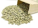 3LBS - Unroasted Green Coffee Beans - Single Origin - Colombia Supremo 17/18