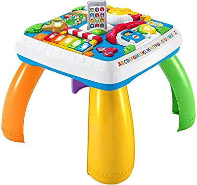 Fisher-Price Laugh & Learn Around The Town Learning Table Playset from Fisher-Price