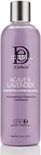 Design Essentials Agave & Lavender Moisturizing, Detangling Conditioner - 12 Oz
