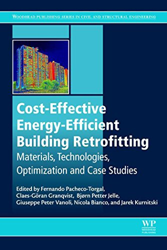 Cost-Effective Energy Efficient Building Retrofitting: Materials, Technologies, Optimization and Case Studies (English Edition)