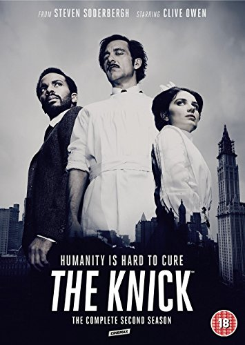 The Knick - Season 2 [DVD] UK-Import (Region 2), Sprache-Englisch.