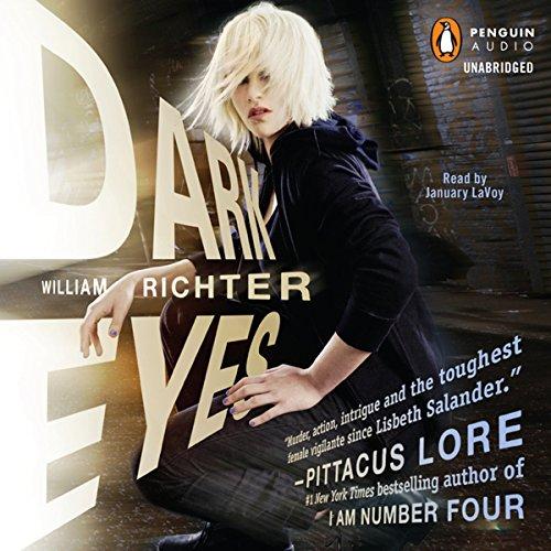 Dark Eyes audiobook cover art