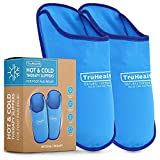 TruHealth Foot Ice Pack Slippers | Ice Therapy Slippers for Foot Cooling | Ice Pack for Foot Pain Relief | Gout, Neuropathy, Chemotherapy, Arthritis, Plantar Facitis & Swollen Feet