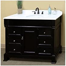 50 in. Single Sink Vanity w Counter Top