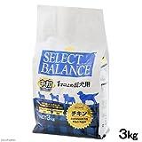セレクトバランス ドッグフード アダルト 1才以上の成犬用 チキン 中粒 3kg 1袋 ベッツ・チョイス・ジャパン