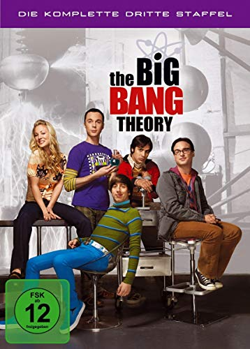 The Big Bang Theory - Die komplette dritte Staffel [3 DVDs]