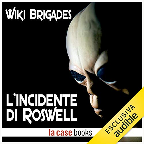L'incidente di Roswell copertina