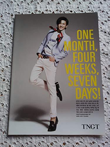 チ・チャンウク TNGT 2011年* 春 夏 SEVEN DAY'S カタログ韓国 チ・チャンウク