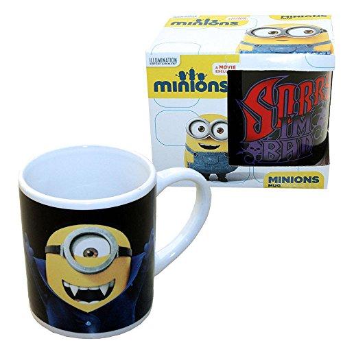 MINIONS Auswahl Keramik Tasse Fun | Ich Einfach Unverbesserlich Henkel-Becher, Typ:Stuart