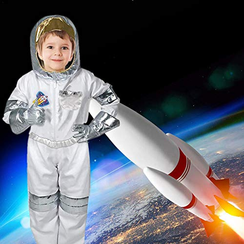 Disfraz de astronauta para nios de astronauta para nios  Altos, pantalones, guantes, gorras (vase siamo)