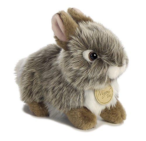 Aurora - Miyoni - 7 Baby Bunny - Grey