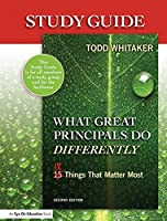 Study Guide: What Great Principals Do Differently, 2nd Edition
