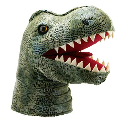 The Puppet Company PC004802 Cabeza Grande de Dinosaurio T-Rex Marioneta de Mano