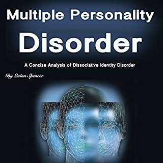 Multiple Personality Disorder audiobook cover art