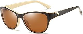 ccce6f942e BLEVET Gafas de Sol De Moda Polarizadas Para Mujer Protección UV400 BX007