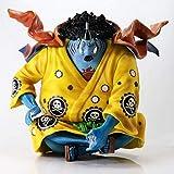 lkw-love Figura de animación One Piece Jinbe...