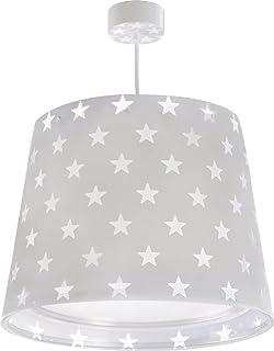 Dalber Stars Colgante Estrellas Gris E27
