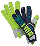 PUMA e Evospeed 1.3 - Guantes de Portero para fútbol, Color Verde, Talla 11