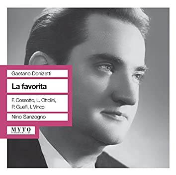 Donizetti: La favorita (Live)