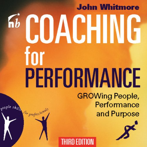 Coaching for Performance audiobook cover art