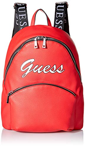 GUESS Skool's Out Large Backpack, Red