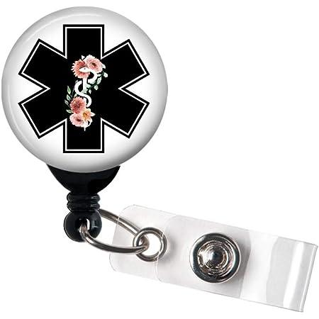Badge Reel Medical Badge Reel Nurse Badge Reel Doctor Badge Reel BadgeReel Emergency Service Badge Reel
