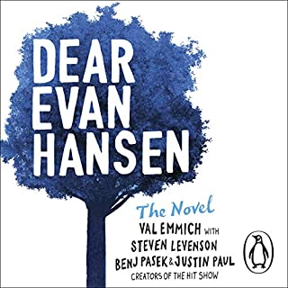 Dear Evan Hansen cover art