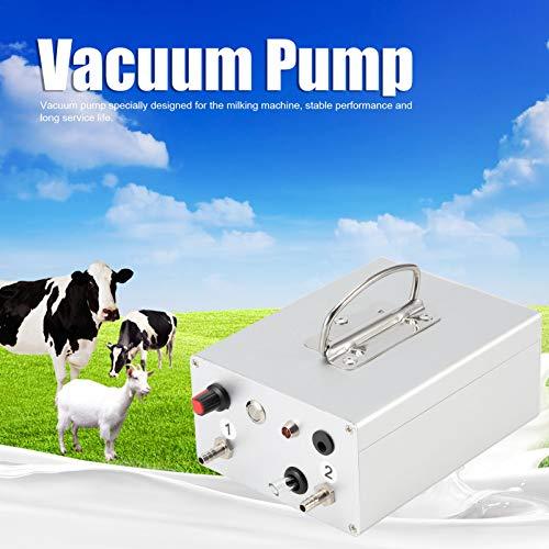 hong Pneumatischer Pulsator der Melkvakuumpumpe, Elektrische Melkmaschine mit großer Saugpulsladung Vakuumpumpenzubehör für Esel, Schafe, Kuh, Pferd, Landwirtschaftliche Vorräte(EU)