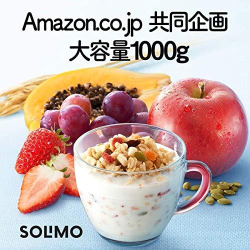 [Amazonブランド]SOLIMOカルビーフルグラ1000g×6袋