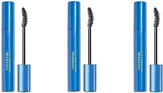 CoverGirl Professional 3 in 1 Curved Brush Very Black Mascara -- 3 per case.