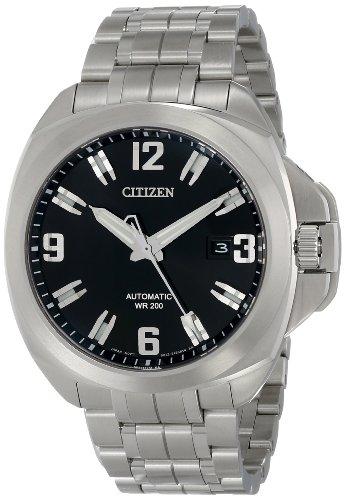 "Citizen Men's NB0070-57E ""Grand Touring"" Signature Automatic Movement Sapphire Crystal Dress Watch"