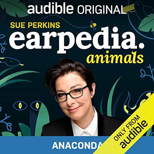 Ep. 2: Anaconda audiobook cover art