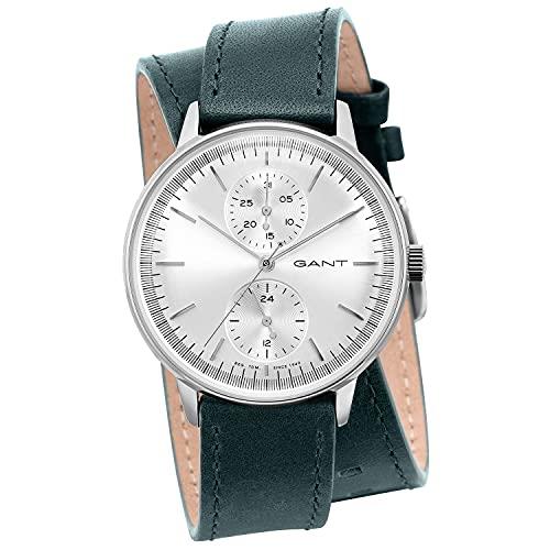 Gant Uhr GTAD09000899I Damen Silber