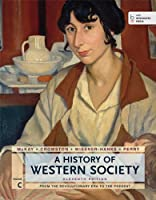 A History of Western Society: From the Revolutionary Era to the Present