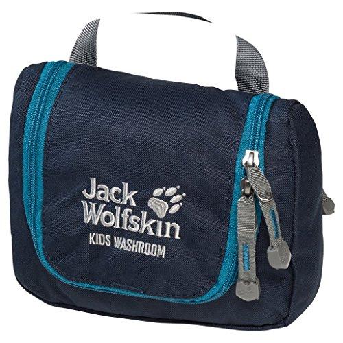 Jack Wolfskin Washroom Kids Wash Bag One Size Midnight Blue