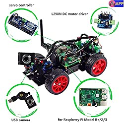 Our Top Picks for Best Raspberry Pi Robot Kits | WirelesSHack