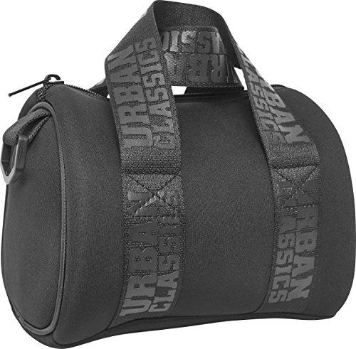 Urban Classics Handbag Mini - Borsa sportiva in neoprene, Nero (Nero) - TB2148