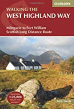 Walking the West Highland Way: Milngavie to Fort William Scottish Long Distance Route (UK long-distance trails series)