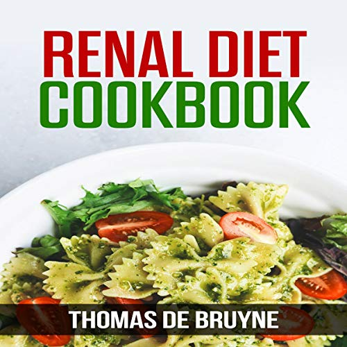 Renal Diet Cookbook cover art