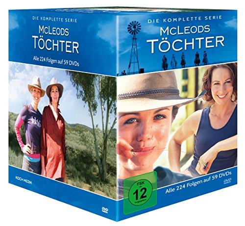 McLeods Töchter - Die komplette Serie [59 DVDs]