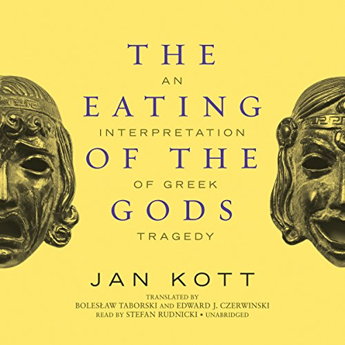The Eating of the Gods audiobook cover art