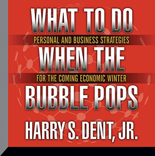 What to Do When the Bubble Pops audiobook cover art