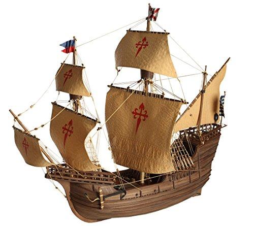 Disarmodel- Nao Victoria, Armada de magallanes (020140)