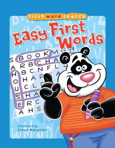 Compare Textbook Prices for First Word Search: Easy First Words  ISBN 9781402778087 by Harpster, Steve